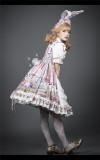 YUPBRO Lolita ~Alice Sweet Lolita OP -Pre-order