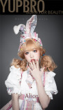 YUPBRO Lolita ~Alice Sweet Lolita OP -Ready Made