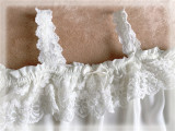 Little Dipper ~Sweet Lace Lolita Blouse -Ready made