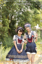 A Poem of Riverside Music~ Lolita Blouse/Skirt/Ouji Pants -Pre-order