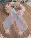 Long Ears & Sharp Ears Lolita ~Hananoko Runrun Lolita Accessories -Ready Made