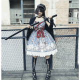 Diamond Honey ~Hyakki Yak Lolita JSK