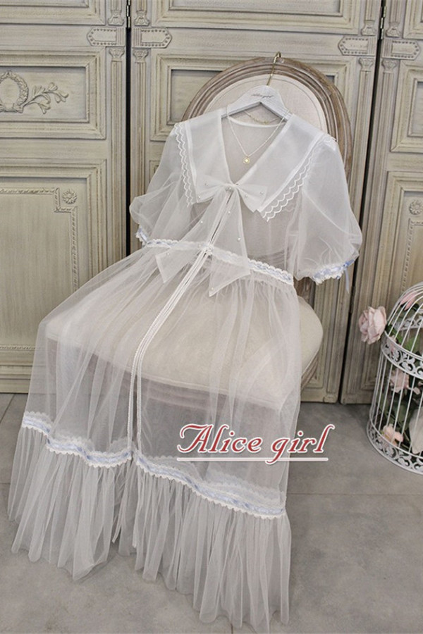 Alice Girl ~Sweet Cherry Lolita Surface Layer Dress - In Stock