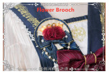 A Poem of Riverside Music~ Lolita Accessories -Pre-order