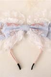 The Kittens In The Frame~ Sweet Lolita Accessaries -Pre-order
