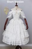 QuaintLass Lolita ~Lace Lolita Wedding Dresses -Pre-order