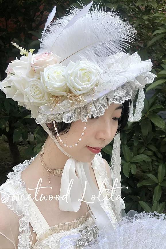 Secret Garden In Midsummer ~Elegant Lolita Accessaries