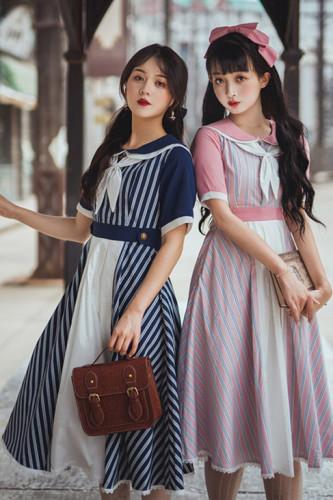 Miss Point ~Overseas Letter Sailor Lolita OP