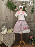 Miss Point ~Overseas Letter Sailor Lolita Set