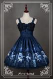 Neverland Lolita ~Chrono Guardian~ Normal Waist Lolita Jumper Dress