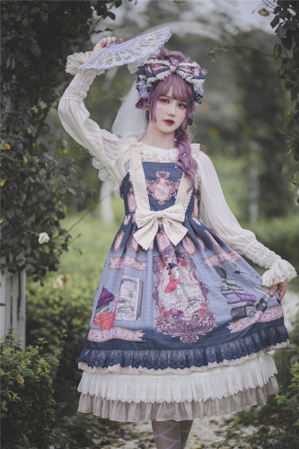 Infanta ~Mother Goose Elegant Lolita JSK Version I -Ready Made