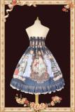 Infanta ~Mother Goose Elegant Lolita JSK Version I -Ready Made