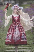 Infanta ~Mother Goose Lolita JSK Version II