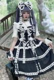 Diamond Honey ~Vintage Lolita JSK