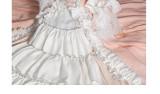 Neverland Lolita/Souffle-song Lolita ~ Madame de Pompadour Vintage Elegant Lolita OP -Pre-order