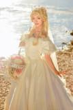 Neverland Lolita/Souffle-song Lolita ~ Sissi Vintage Elegant Lolita OP -Pre-order