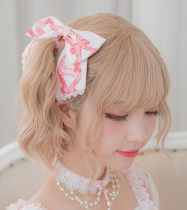 Strawberry Feast- Sweet Lolita  Accessories Pink In Stock