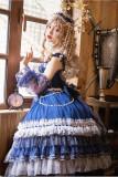 Starry Night ~Elegant Classic Lolita JSK Fullset