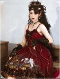 Ying Luo Fu Decay Forest Lolita JSK