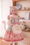 August Maiden ~Kittens & Berries Lolita Accessories