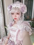 Henrietta Luxury Fairy Lolita OP + Wings -Pre-order