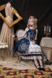 Nine Ode ~Crown In the Deep Sea Elegant Lolita JSK -Ready MADE