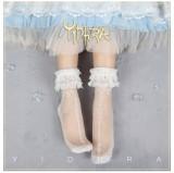 Yidhra Lolita ~The Tides Lolita Short Socks Summer Version