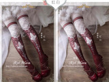 Miss Grace ~Vintage Double-sides Lolita Tights
