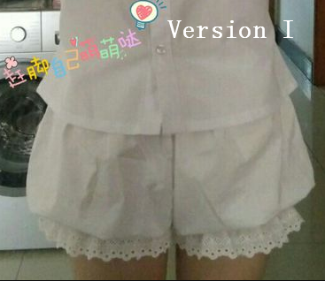 Sweet Cotton Lolita Bloomer