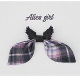 Alice Girl ~Little Devil Lolita Accessories -Pre-order