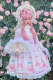 Snow Strawberry~ Sweet Hime Sleeves Lolita OP