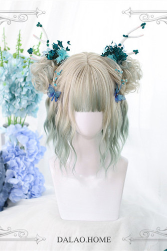 Dalao Home ~Mysterious Lolita Short Wigs