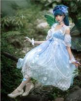 Flower Picture Book~ Lolita JSK -Pre-order