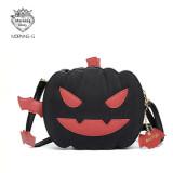 Morning Glory ~Halloween Pumpkin Lolita Bag - In Stock