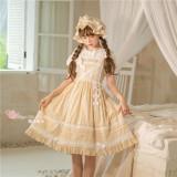Magic Tea Party ~Sweet Princess Lolita JSK -Ready made