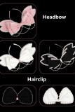 YUPBRO Lolita ~Cherry Blossoms Embroidery Lolita Accessories