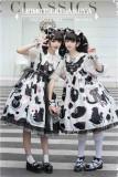 Sakuya Lolita ~Sesame Milk Summer Lolita OP -Ready Made