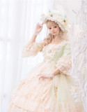 The Moonlight Dance ~Tea Party Lolita OP -Ready MADE