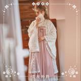NyaNya Lolita Boutique ~Sakura In the Spring Lace Coat -Ready Made