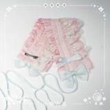 NyaNya Lolita Boutique ~Camellia Ballad Lolita Accessories -Ready Made