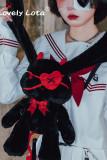 Devil Rabbit Plush Lolita Bag -Ready Made