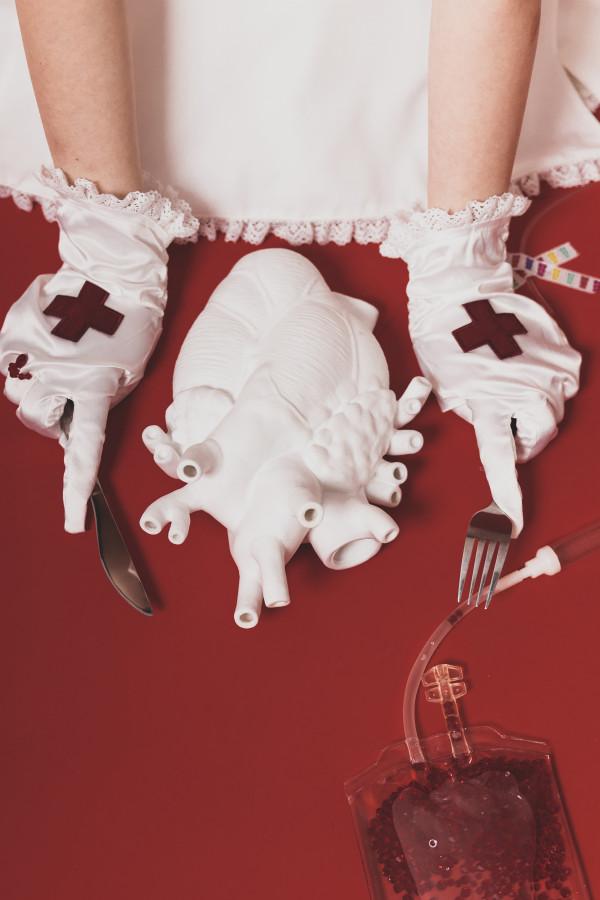 Unicorn Tears Ange de l'enfe Lolita Accessories -Pre-order