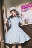 Unicorn Tears Ange de l'enfe Lolita OP -Ready Made