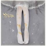 Yidhra Lolita ~Laurel Rabbit Velvet Lolita High Socks