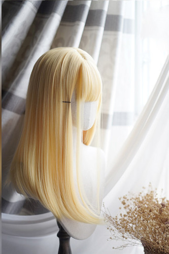 Sweet Face-framing Long Straight Lolita Wigs 50cm