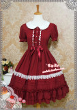 Strawberry Witch Classic Lolita OP