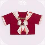 Pink Up ~Daimyojin Sailor Lolita Blouse
