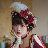 Miss Point ~ Elizabeth Meow ~ Luxury Lolita Accessories