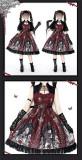 SIKA Lolita~ Izanami Dark Gothic Lolita OP~ Pre-order