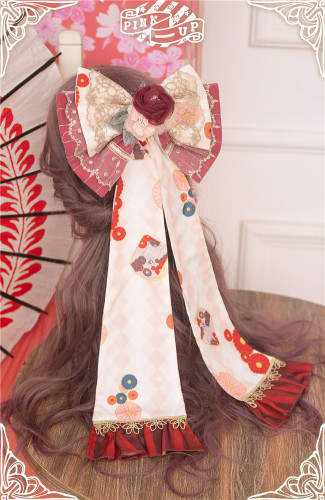 Pink Up ~Daimyojin Wa Lolita Accessories